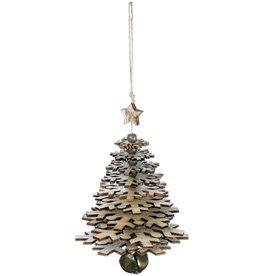 Medium Snowflake Tree Ornament