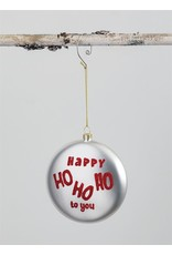 Happy Ho Ho Ho Santa