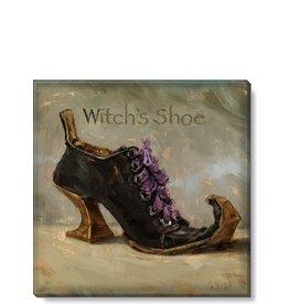 Witch's Shoe by Darren Gygi