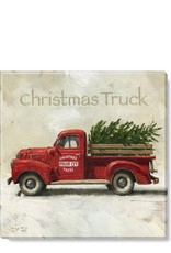 Christmas Truck by Darren Gygi