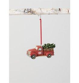 Gygi Red Truck