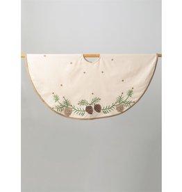 Pinecone Tree Skirt