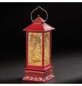 Red Tree Lantern
