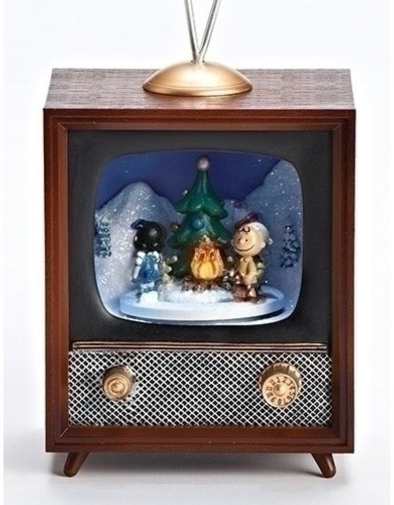 Snoopy Campfire TV