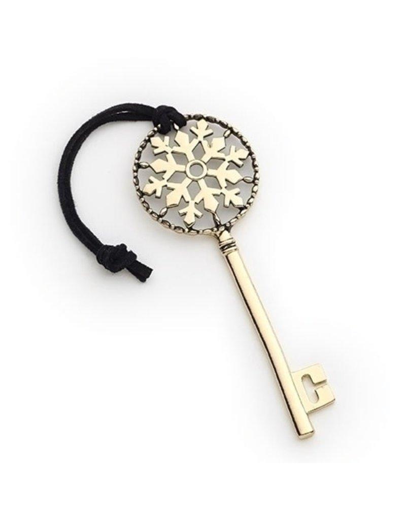 Gold Santa's Key