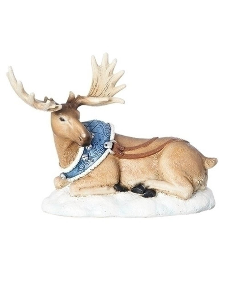 Enchanted Holiday Moose