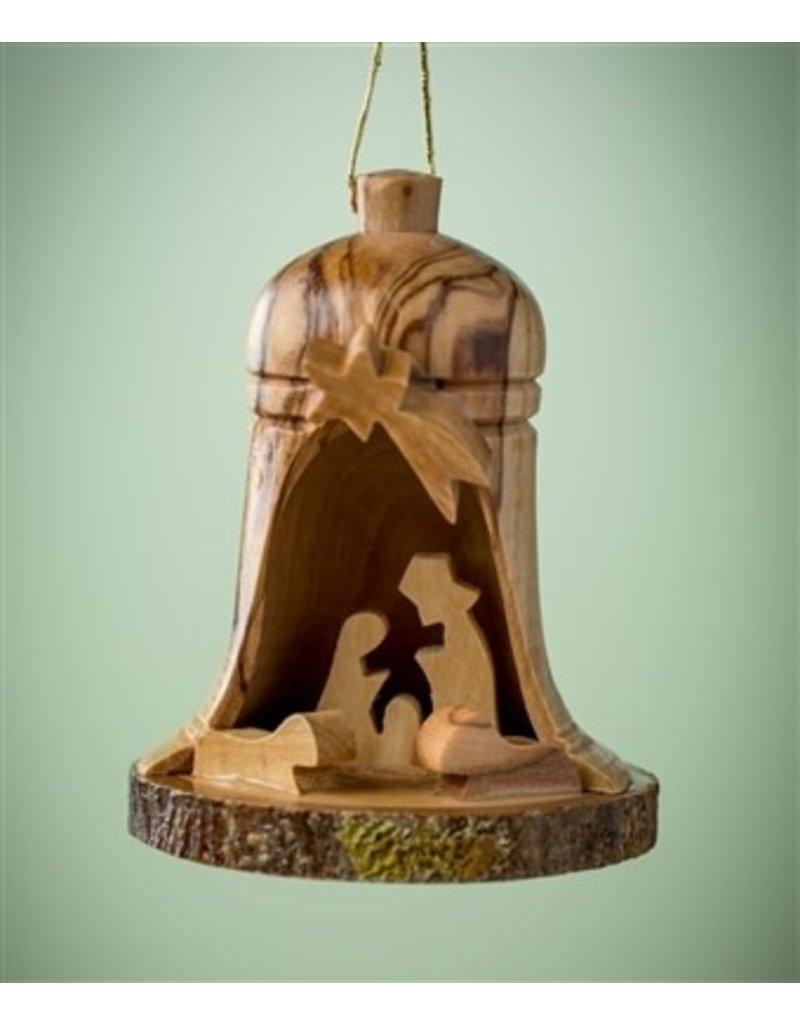 Small Bark Bell Nativity