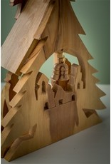 Tree Shaped Nativity