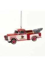 Budweiser Pickup Truck