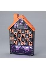 Haunted House Halloween Countdown