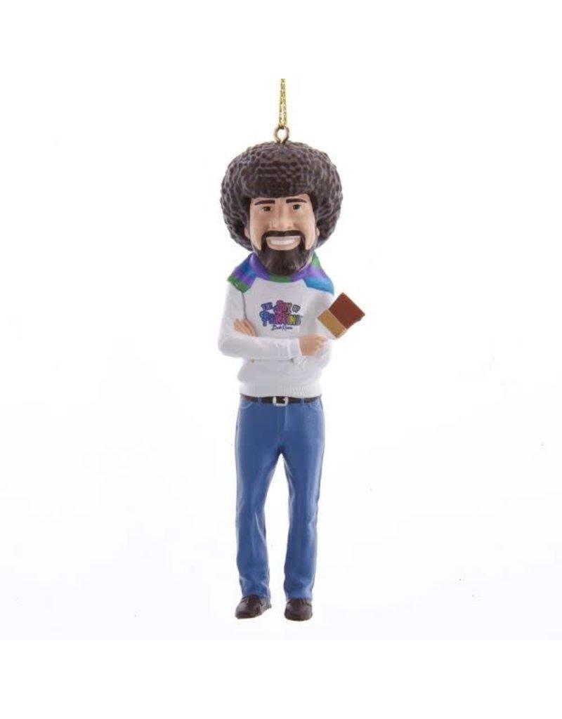 Bob Ross Ornament