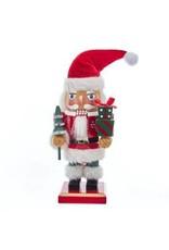 Santa Nutcracker with Gifts