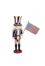 Uncle Sam Nutcracker