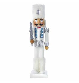 White Russian Nutcracker