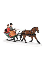 Sleigh Bell Ride for Snow Village