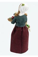 Glass Ornament Woman