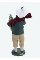 Glass Ornament Boy