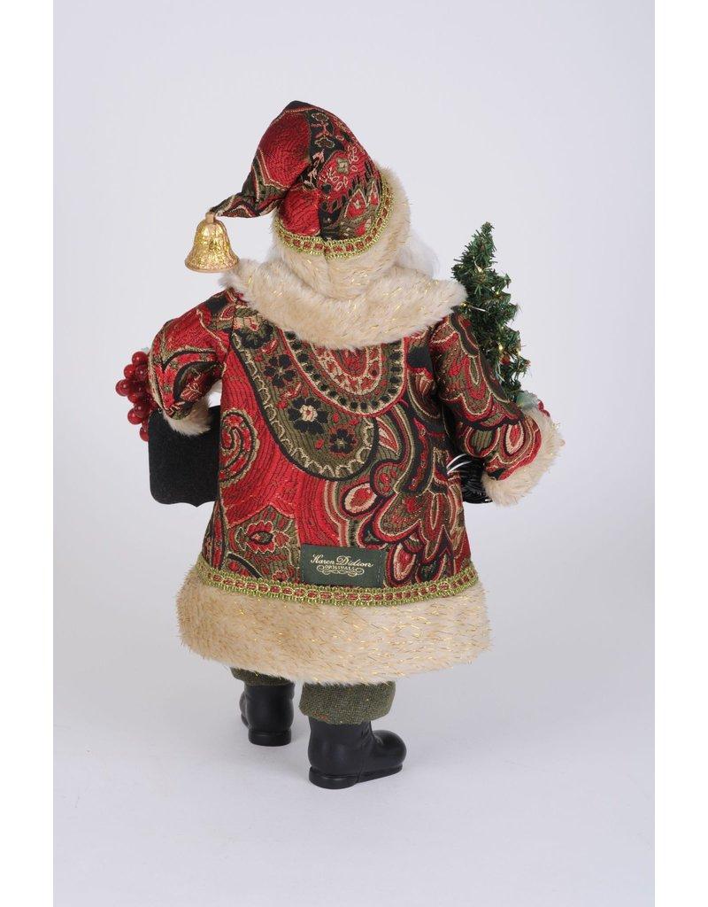 Karen Didion Karen Didion Lit Wine & Cheese Sampling Santa