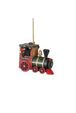 Bearfoots Express Train Ornament
