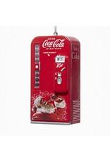 Vintage Coke Vending Machine Ornament