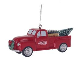 Coca-Cola Truck Ornament