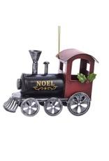 Noel Train Ornament