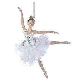 Swan Lake Ballerina Ornament