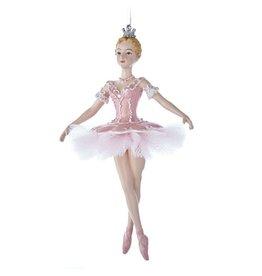 Sleeping Beauty Ballerina Ornament