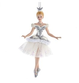Nutcracker Suite Snow Queen Ornament