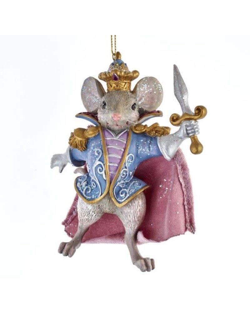 Nutcracker Suite Mouse King Ornament