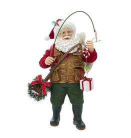 Fabriche Fisherman Santa