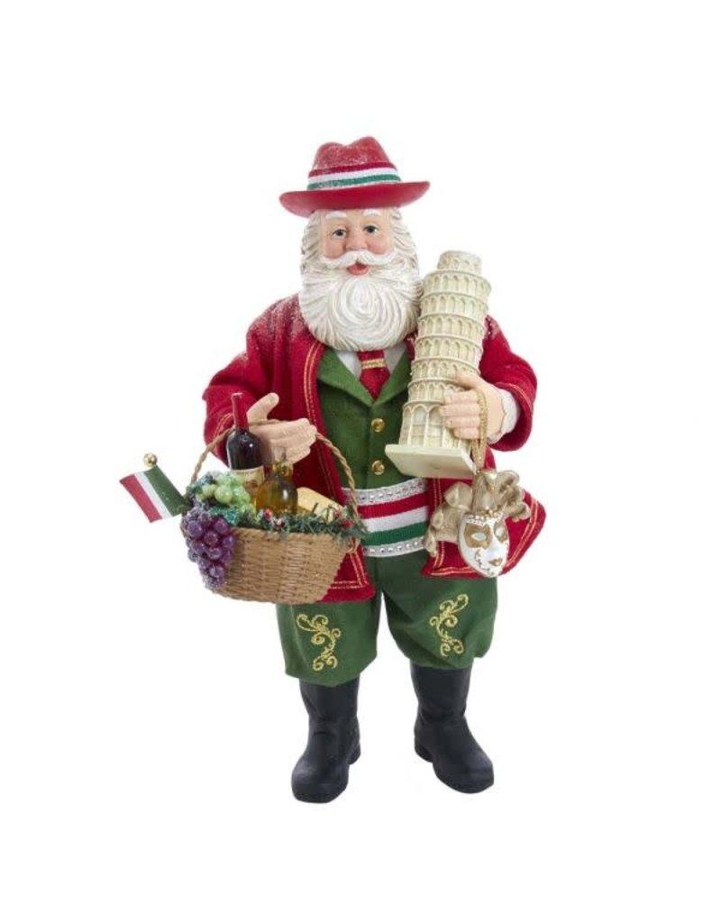 Fabriche Musical Italian Santa