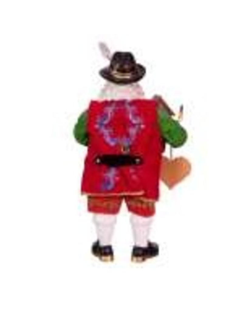 Fabriche Musical German Santa