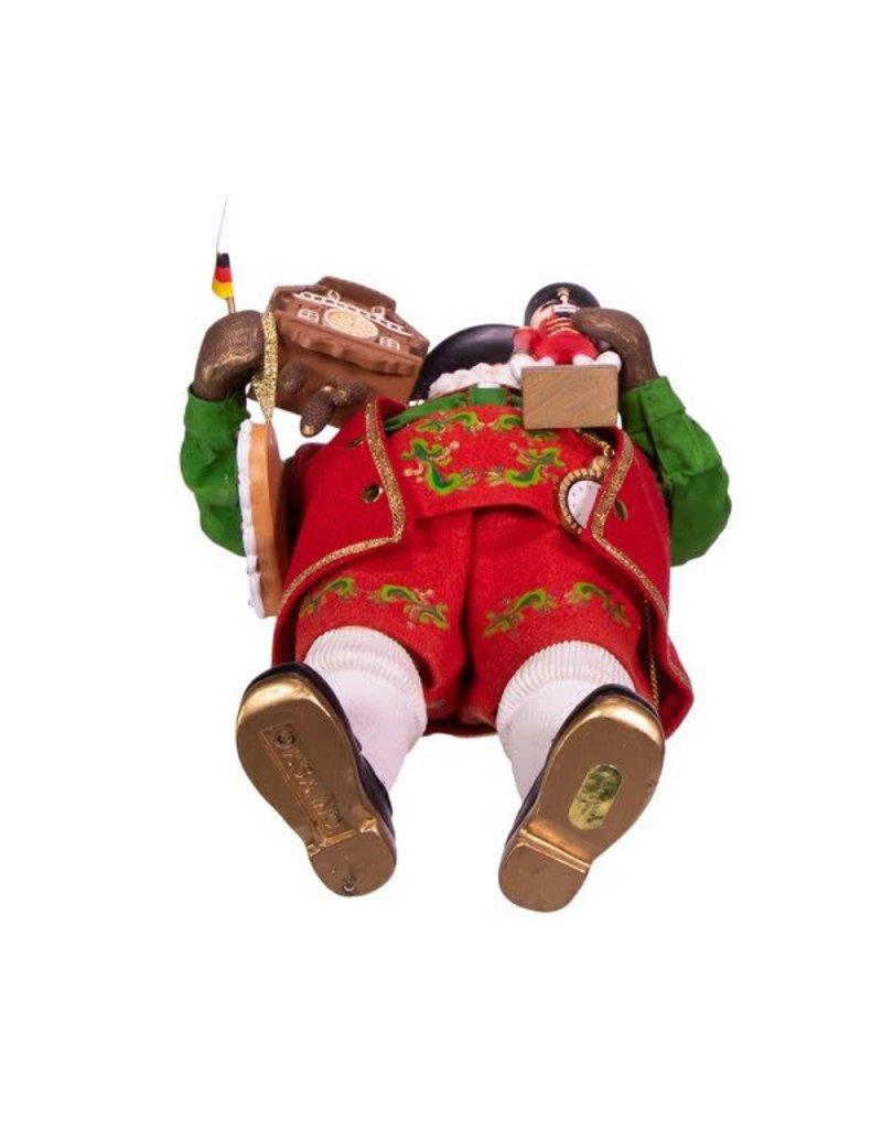 Fabriche Musical German Santa