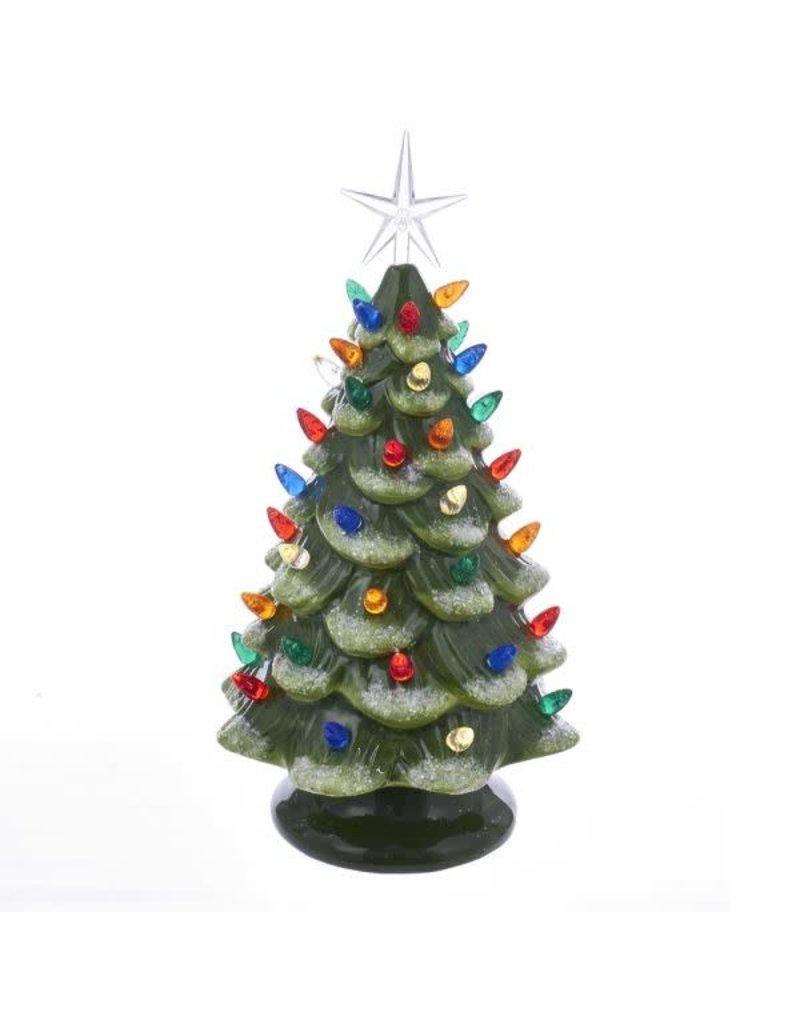 "12"" LED Ceramic Tree"