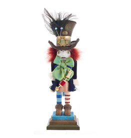 Mad Hatter Nutcracker