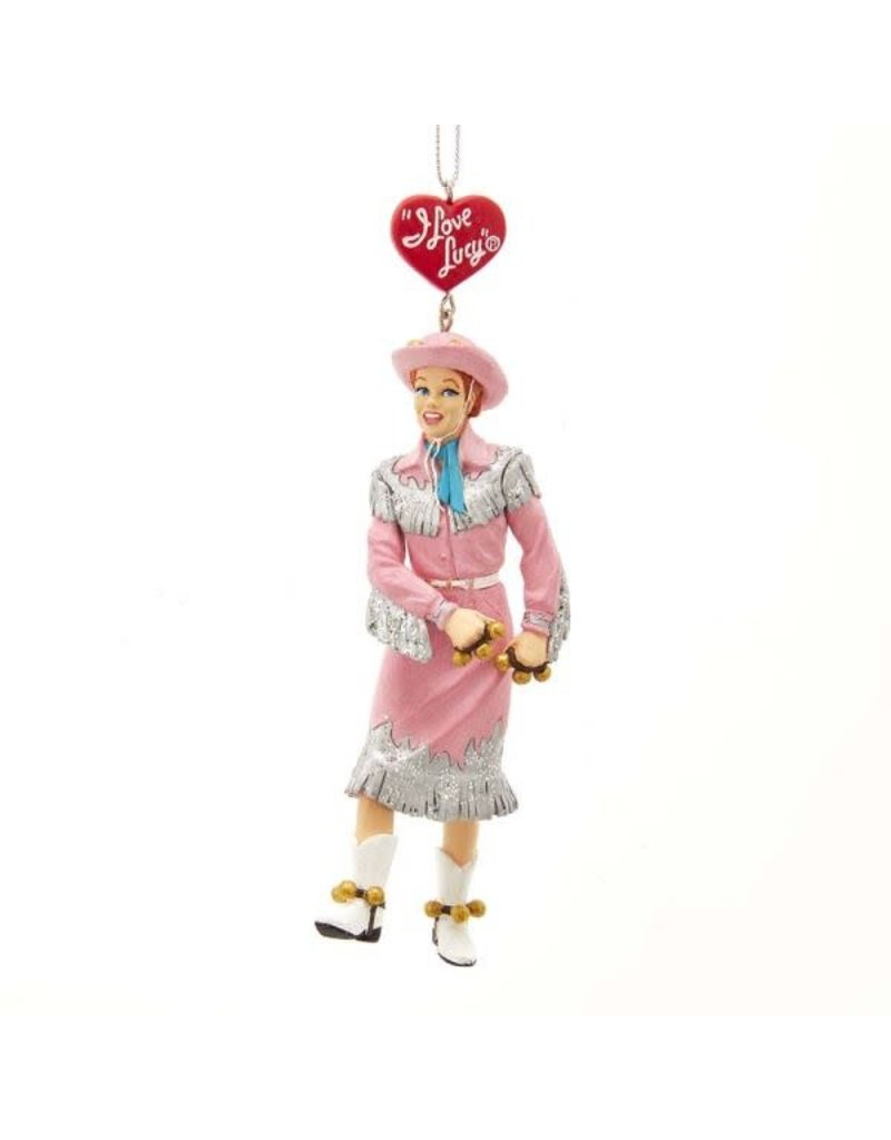 Cowgirl Lucy Ornament