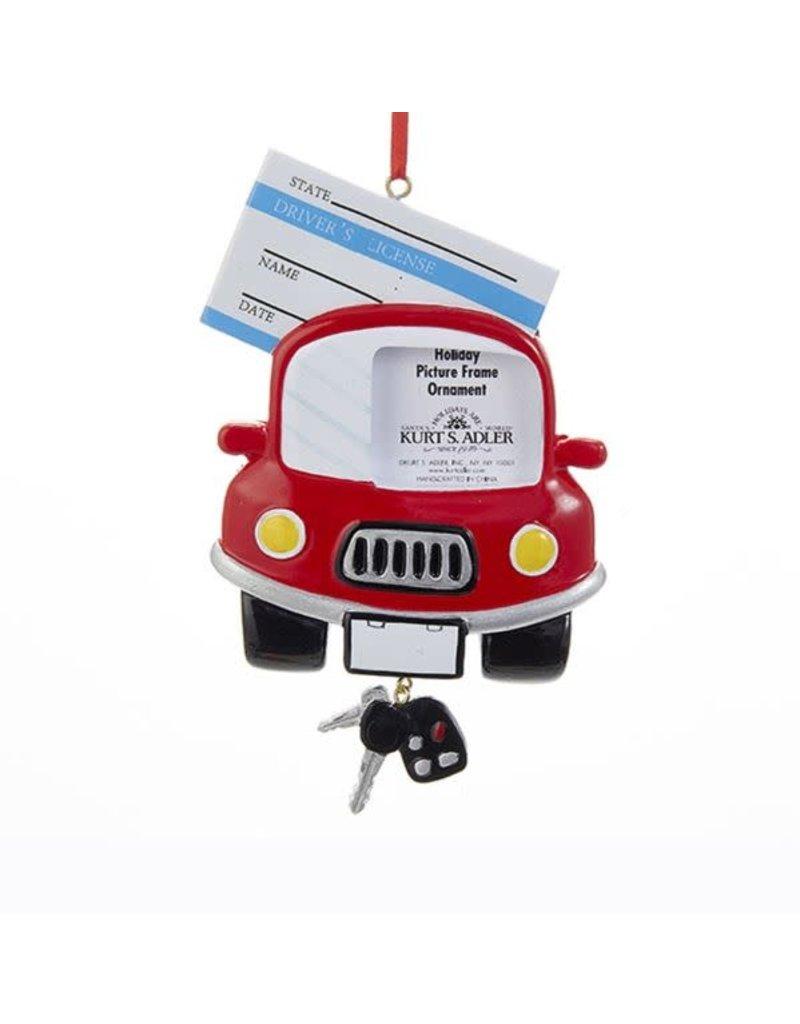 Driver's License Frame