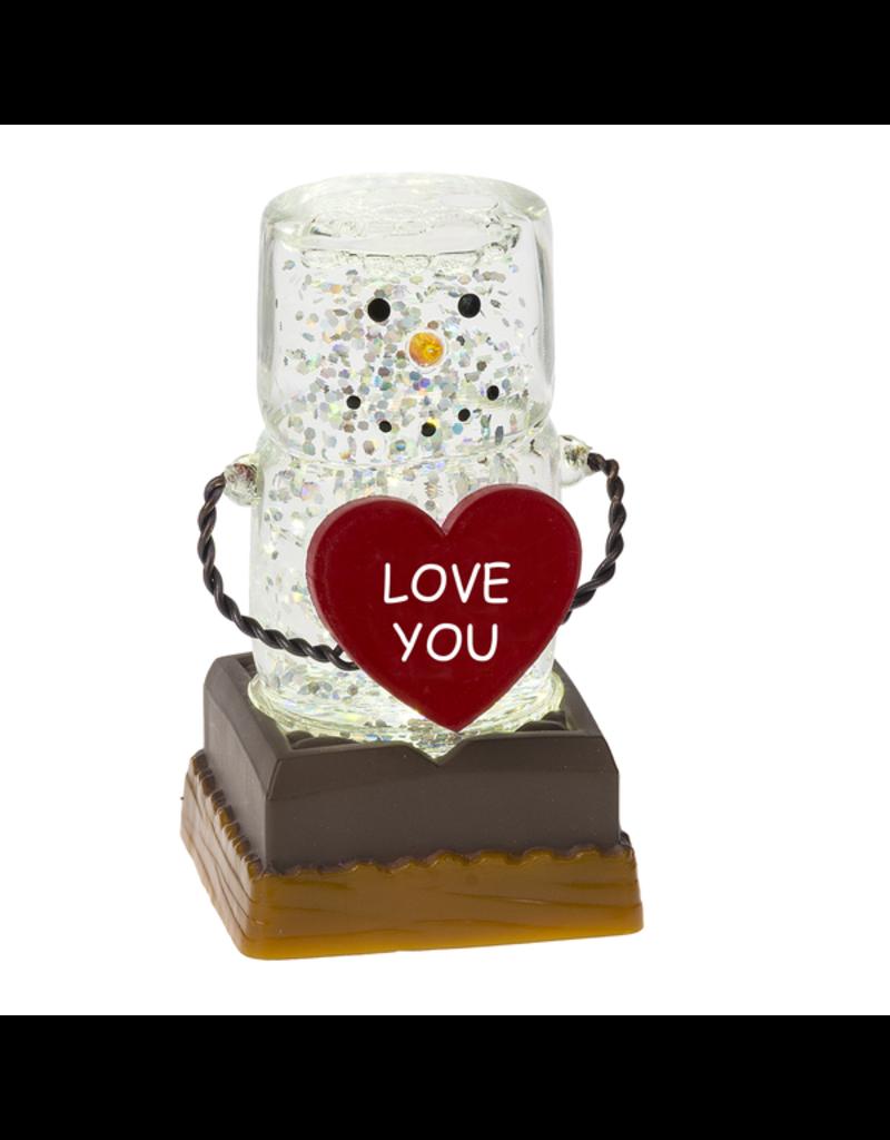 Love You Smore Light Up Mini Shimmer