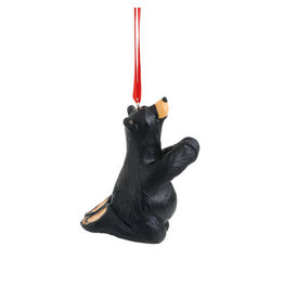 Bearfoots Just Pray Ornament