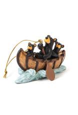 Bearfoots Bear Creek Rapids Ornament
