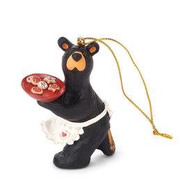 Bearfoots Best Cookie Maker Ornament