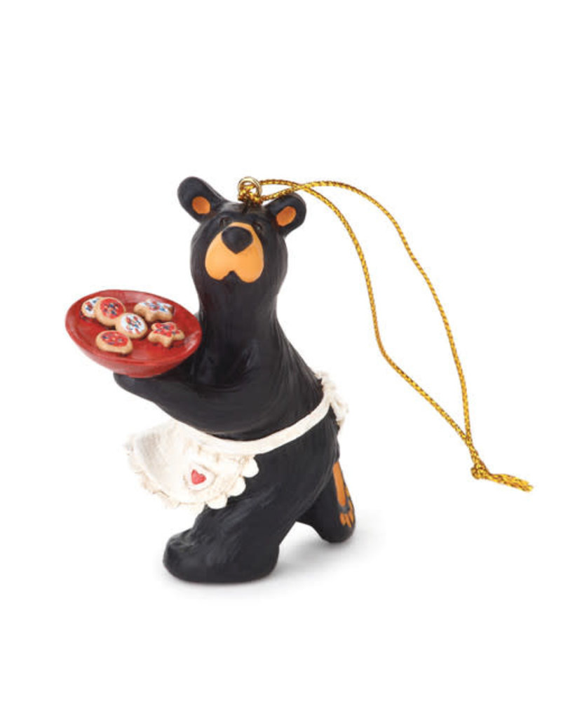Bearfoots Best Cookie Maker Ornament