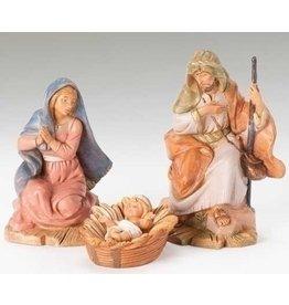"""Fontanini Centennial Holy Family - 5"""""""