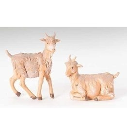 Fontanini Goat Set of 2