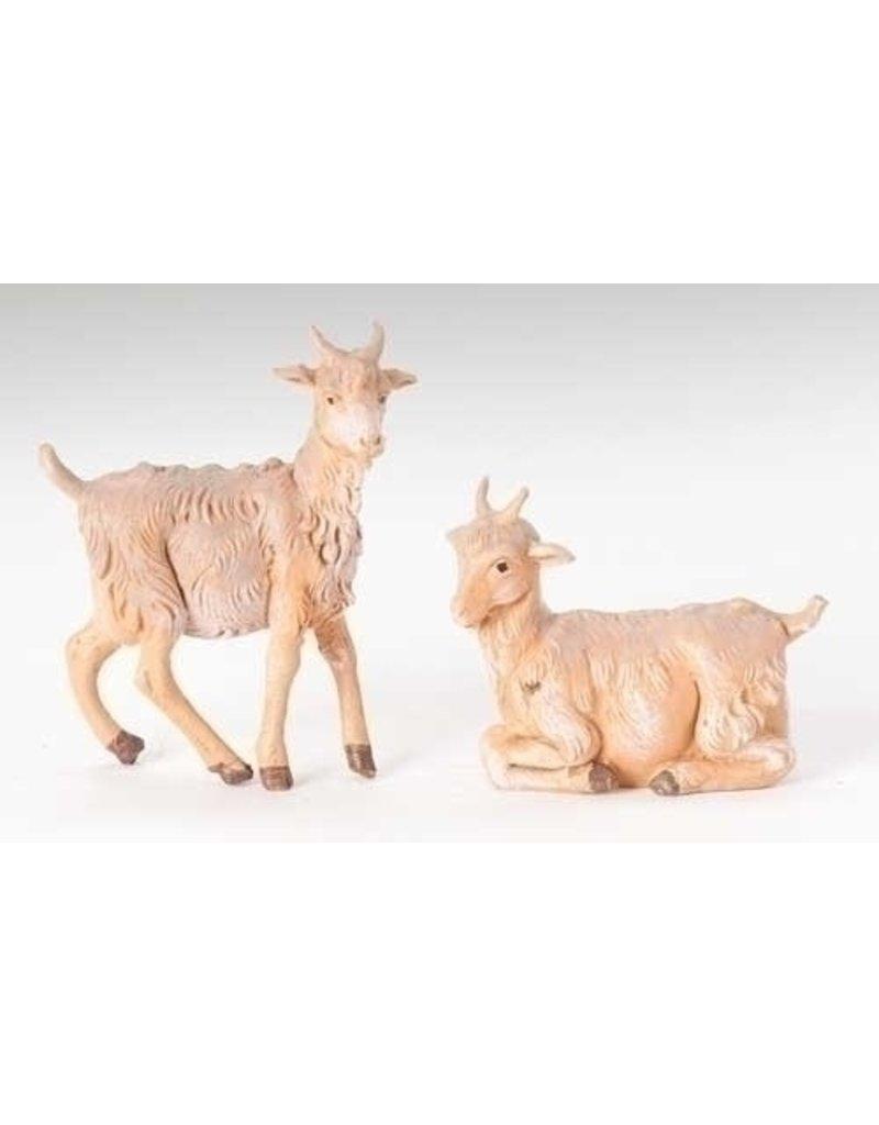 Fontanini Goat Set of 2