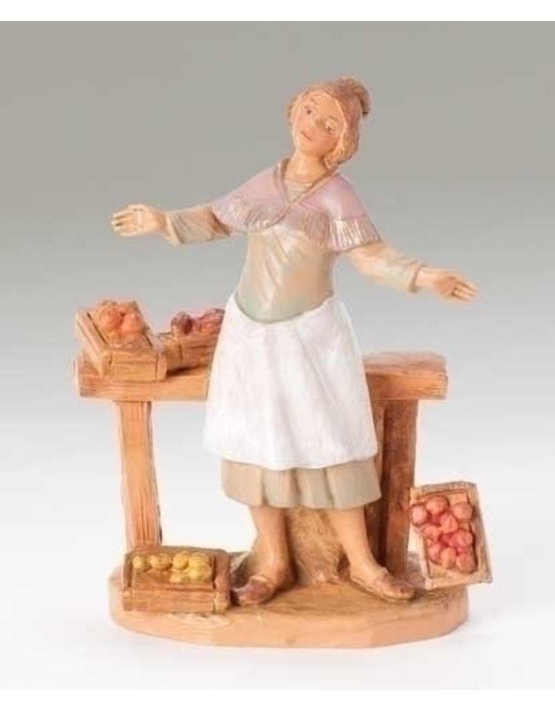 Fontanini Zofia, Fruit Merchant