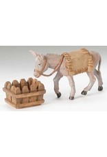 Fontanini Mary's Donkey Set of 2
