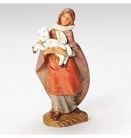 Fontanini Emma, Shepherdess