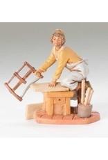 Fontanini Amos, Carpenter